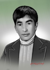 شهید سید اصغر خرم زاده