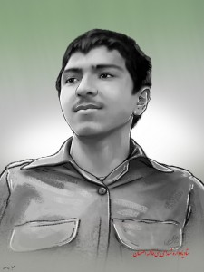 شهید حسین احمدیان 01