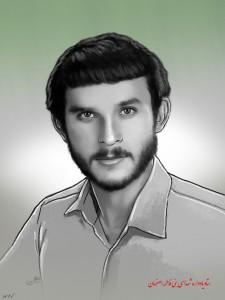شهید علی سعیدی