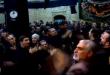 مستند موج پرچم پخش شده از صدا و سیما مرکز اصفهان (عزاداری شب تاسوعا قافله هیات بنی فاطمه)