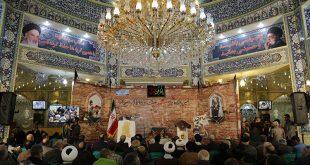 فیلم گزارش یادواره ۲۱۰ شهید بنی فاطمه(پخش از صدا وسیمای مرکز اصقهان)